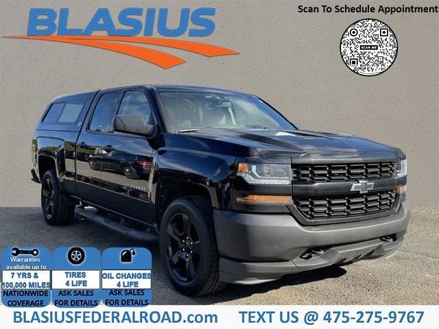 Used Chevrolet Silverado 1500 WT 2018   Blasius Federal Road. Brookfield, Connecticut