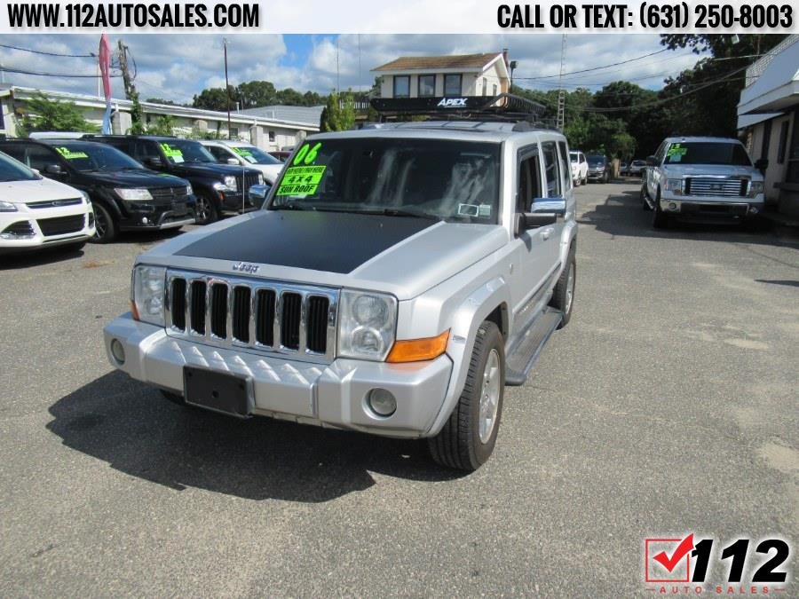 Used Jeep Commander 4dr Limited 4WD 2006 | 112 Auto Sales. Patchogue, New York