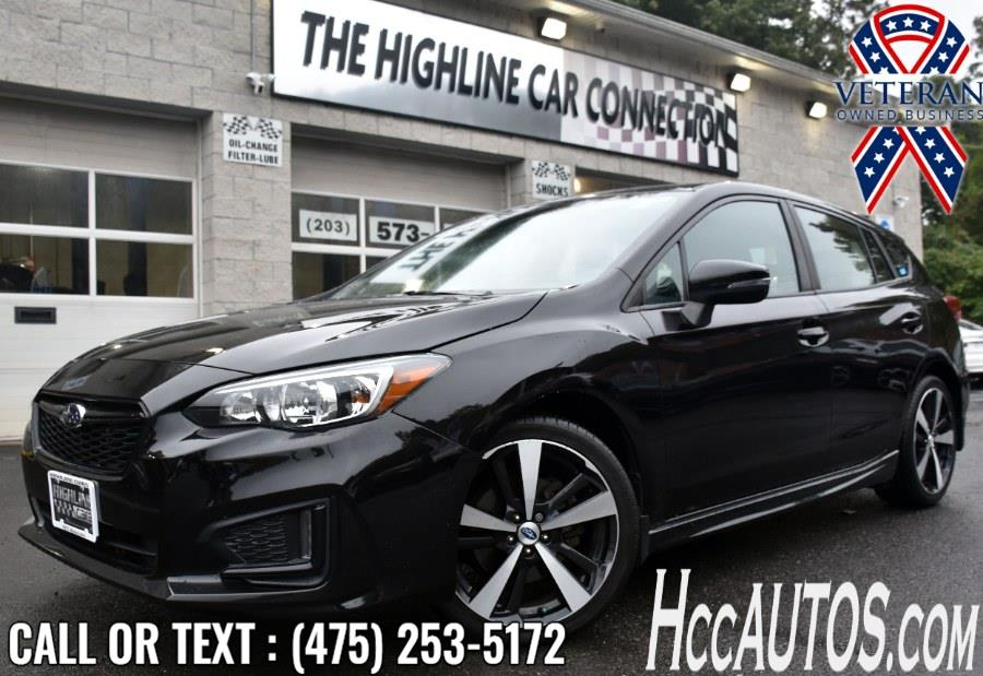 Used 2018 Subaru Impreza in Waterbury, Connecticut | Highline Car Connection. Waterbury, Connecticut