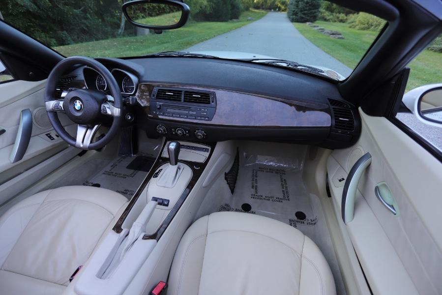 Used BMW Z4 2dr Roadster 3.0i 2008 | Meccanic Shop North Inc. North Salem, New York
