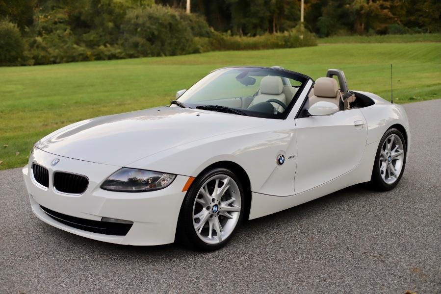 Used 2008 BMW Z4 in North Salem, New York | Meccanic Shop North Inc. North Salem, New York