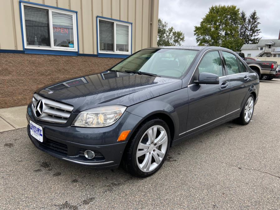 Used 2010 Mercedes-Benz C-Class in East Windsor, Connecticut | Century Auto And Truck. East Windsor, Connecticut