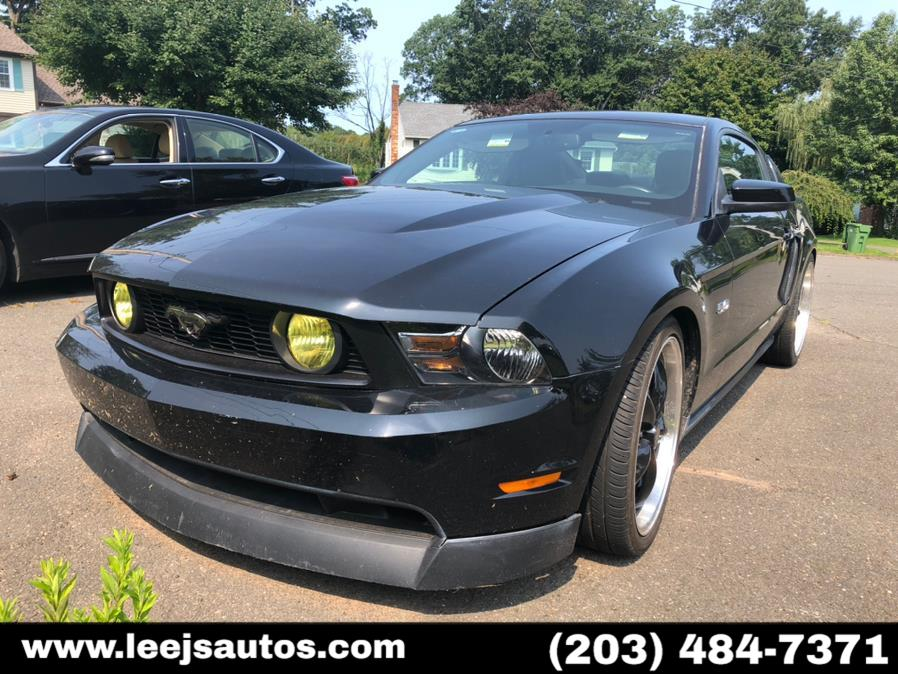 Used 2011 Ford Mustang in North Branford, Connecticut | LeeJ's Auto Sales & Service. North Branford, Connecticut