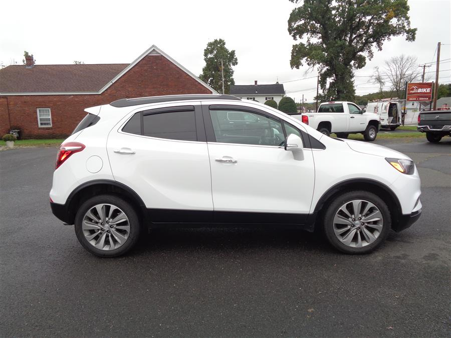 Used Buick Encore AWD 4dr Preferred 2019   Country Auto Sales. Southwick, Massachusetts