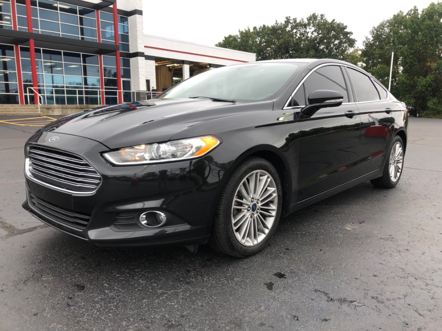Used Ford Fusion 4dr Sdn SE FWD 2015 | Marsh Auto Sales LLC. Ortonville, Michigan