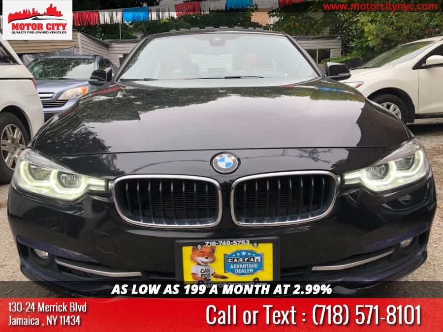 Used 2016 BMW 3 Series in Jamaica, New York | Motor City. Jamaica, New York