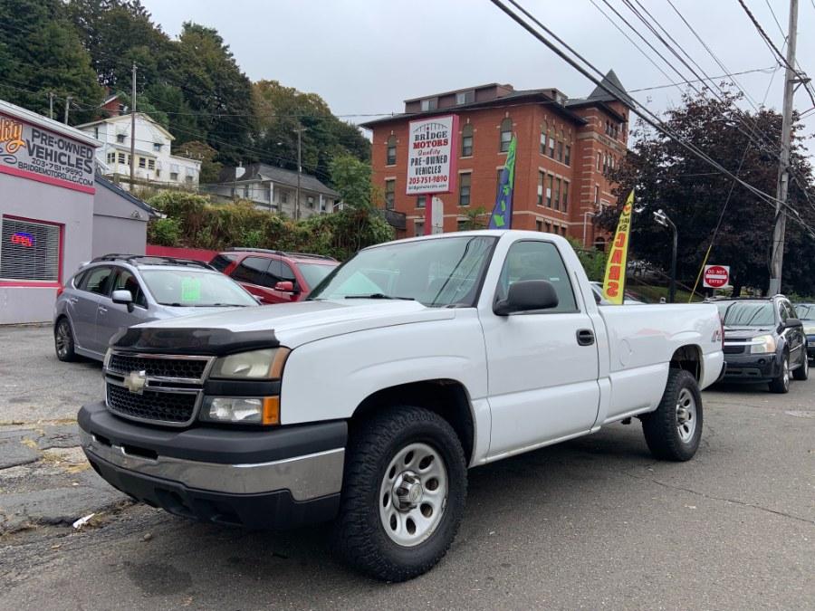 Used 2006 Chevrolet Silverado 1500 in Derby, Connecticut | Bridge Motors LLC. Derby, Connecticut