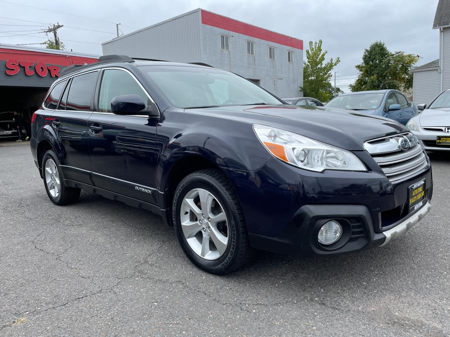 Used Subaru Outback 4dr Wgn H4 Auto 2.5i Limited 2014   Auto Store. West Hartford, Connecticut
