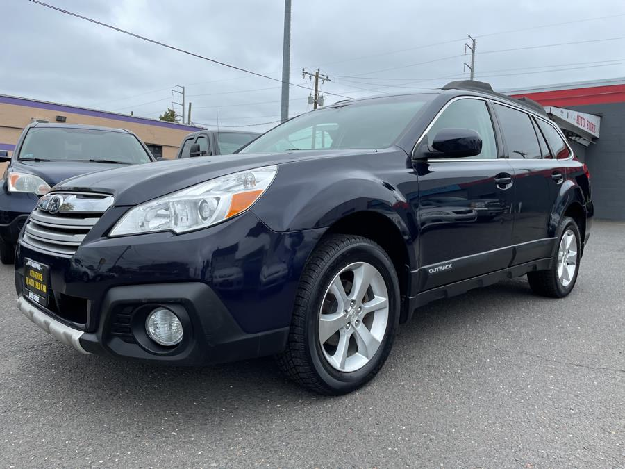 Used Subaru Outback 4dr Wgn H4 Auto 2.5i Limited 2014 | Auto Store. West Hartford, Connecticut