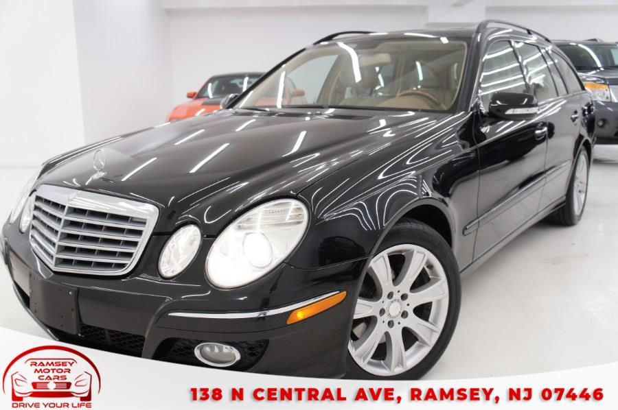 Used 2009 Mercedes-Benz E-Class in Ramsey, New Jersey | Ramsey Motor Cars Inc. Ramsey, New Jersey