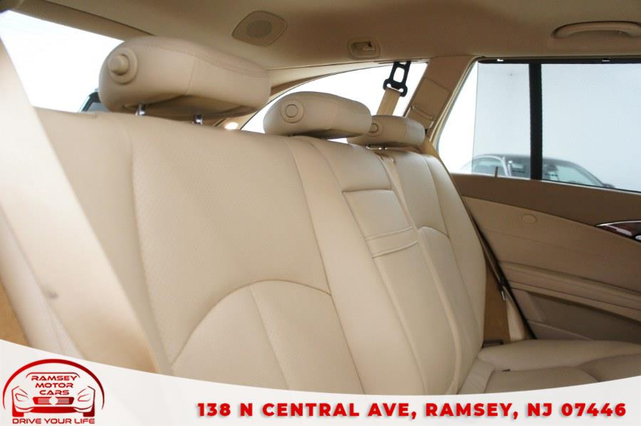 Used Mercedes-Benz E-Class 4dr Wgn 3.5L 4MATIC 2009   Ramsey Motor Cars Inc. Ramsey, New Jersey