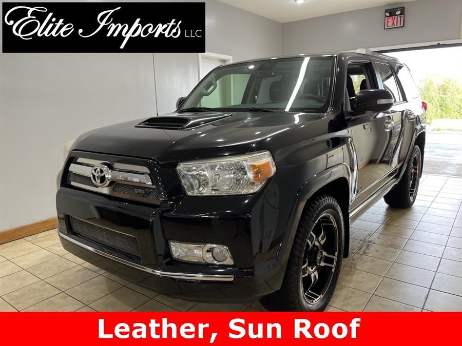 Used Toyota 4runner  2013 | Elite Imports LLC. West Chester, Ohio