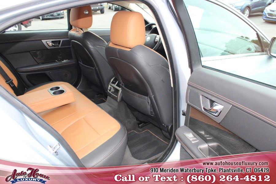 Used Jaguar XF 4dr Sdn XFR 2010 | Auto House of Luxury. Plantsville, Connecticut