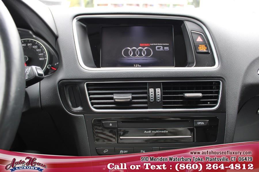 Used Audi Q5 quattro 4dr 2.0T Premium Plus 2016 | Auto House of Luxury. Plantsville, Connecticut