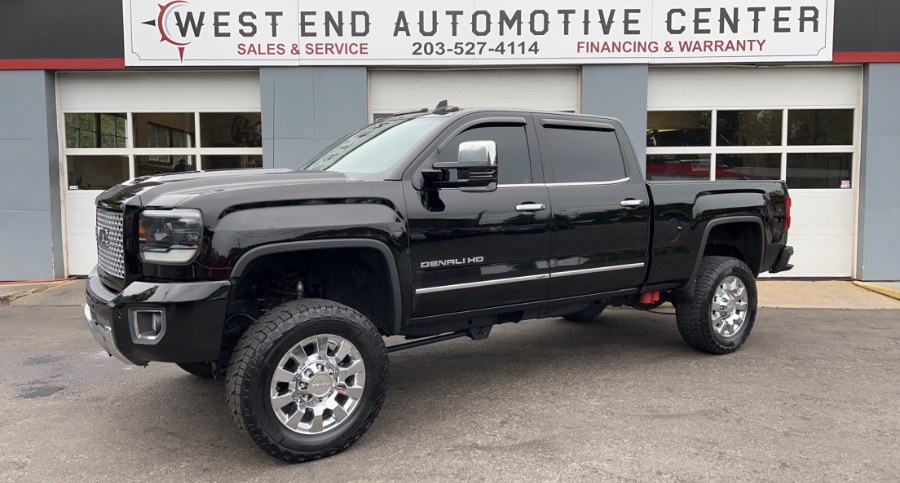 Used 2015 GMC Sierra 2500HD available WiFi in Waterbury, Connecticut | West End Automotive Center. Waterbury, Connecticut
