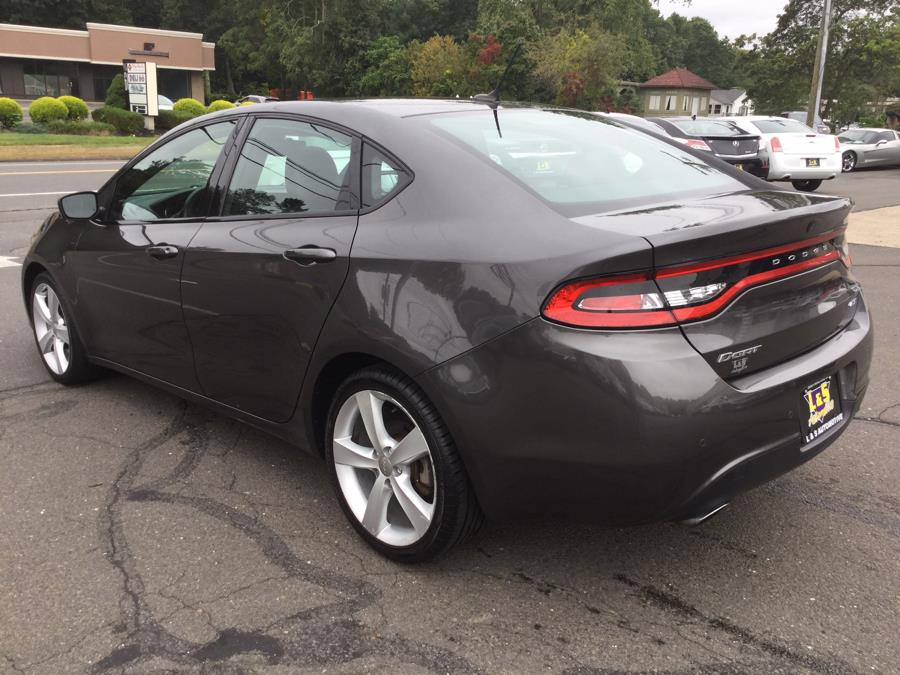 Used Dodge Dart 4dr Sdn GT 2014 | L&S Automotive LLC. Plantsville, Connecticut