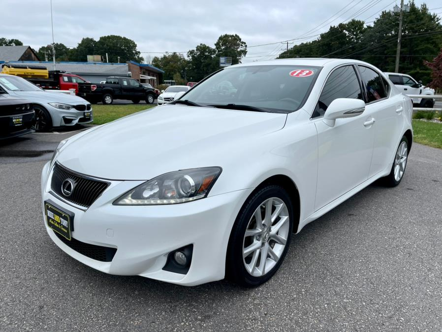 Used Lexus IS 250 4dr Sport Sdn Auto AWD 2013 | Mike And Tony Auto Sales, Inc. South Windsor, Connecticut