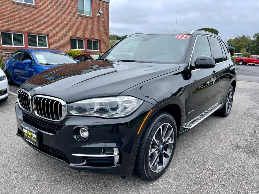 Used BMW X5 xDrive35i Sports Activity Vehicle 2017 | Mike And Tony Auto Sales, Inc. South Windsor, Connecticut