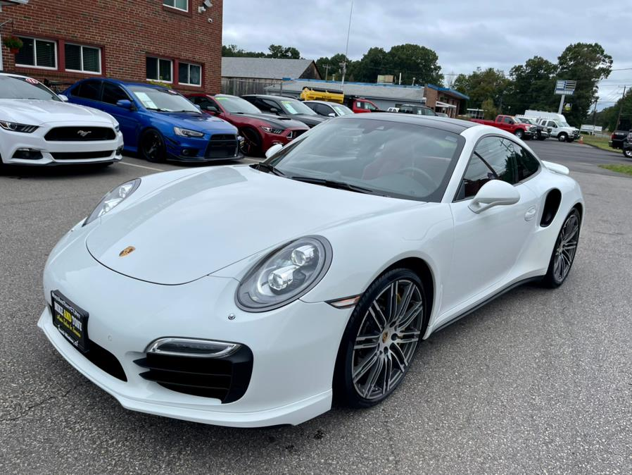 Used Porsche 911 2dr Cpe Turbo S 2014   Mike And Tony Auto Sales, Inc. South Windsor, Connecticut