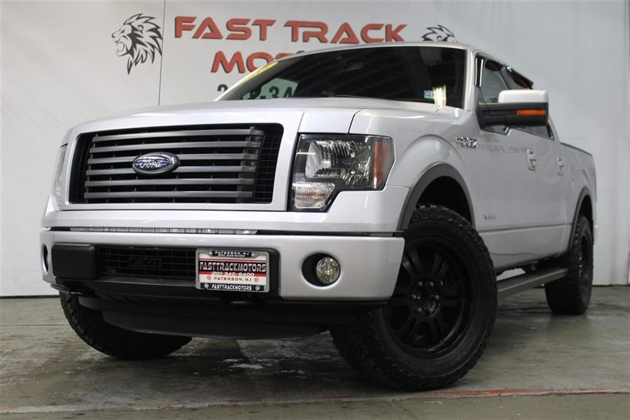 Used Ford F150 SUPERCREW 2012 | Fast Track Motors. Paterson, New Jersey