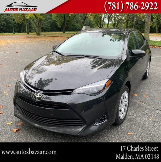 Used 2017 Toyota Corolla in Malden, Massachusetts | Auto Bazaar. Malden, Massachusetts