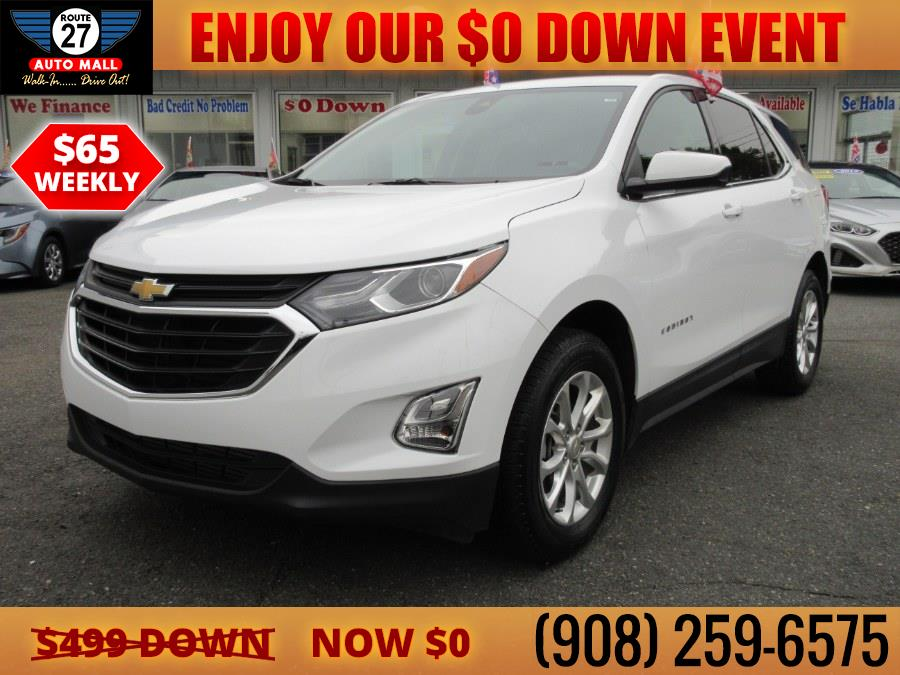 Used 2020 Chevrolet Equinox in Linden, New Jersey | Route 27 Auto Mall. Linden, New Jersey