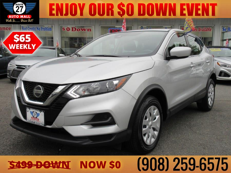 Used 2020 Nissan Rogue Sport in Linden, New Jersey   Route 27 Auto Mall. Linden, New Jersey