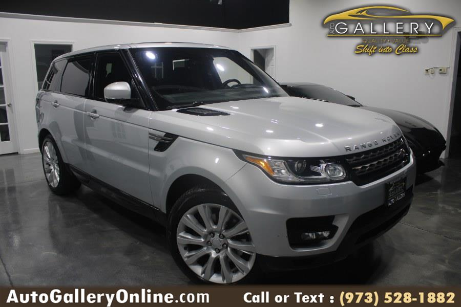 Used 2016 Land Rover Range Rover Sport in Lodi, New Jersey | Auto Gallery. Lodi, New Jersey