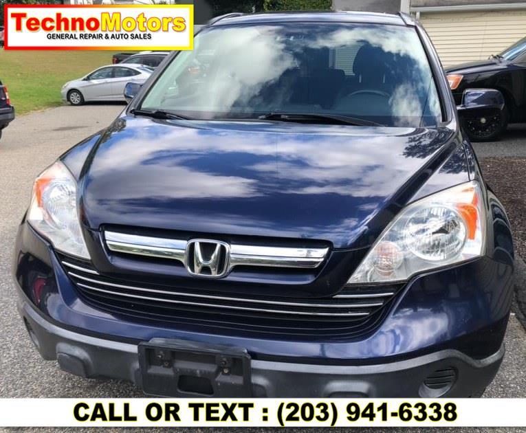 Used Honda CR-V 4WD 5dr EX-L 2007 | Techno Motors . Danbury , Connecticut