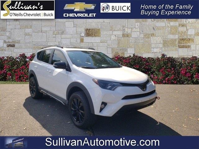 Used Toyota Rav4 Adventure 2018   Sullivan Automotive Group. Avon, Connecticut