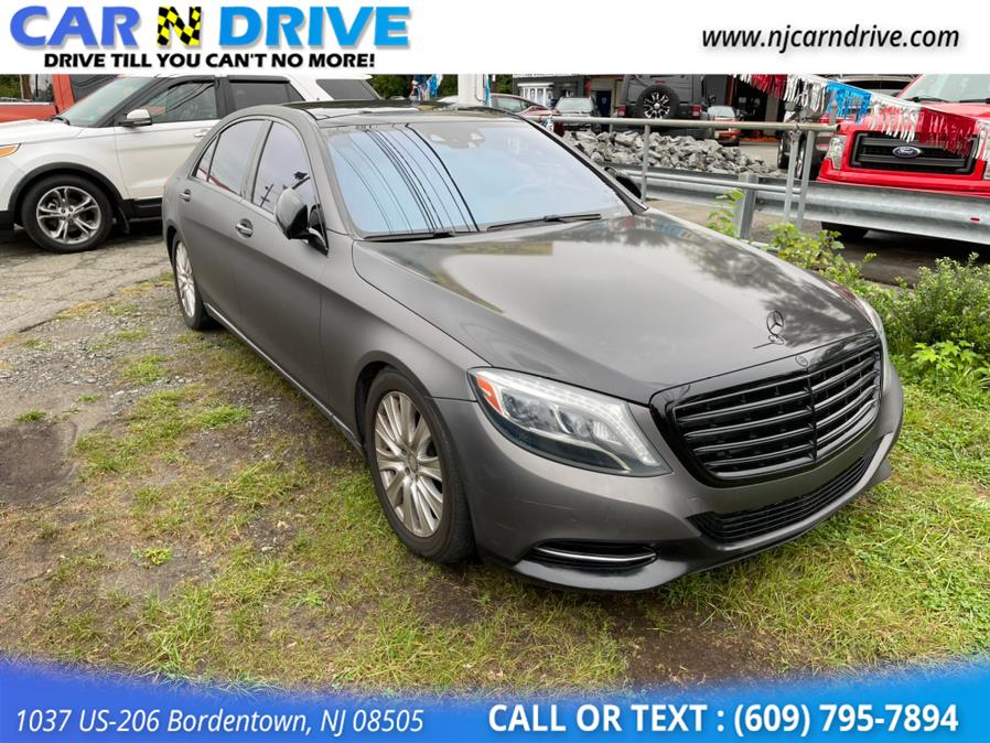 Used Mercedes-benz S-class S550 2014   Car N Drive. Bordentown, New Jersey