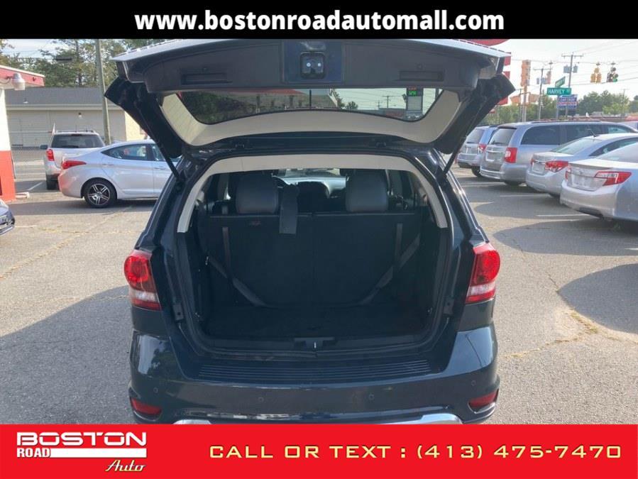 Used Dodge Journey Crossroad Plus AWD 2017   Boston Road Auto. Springfield, Massachusetts