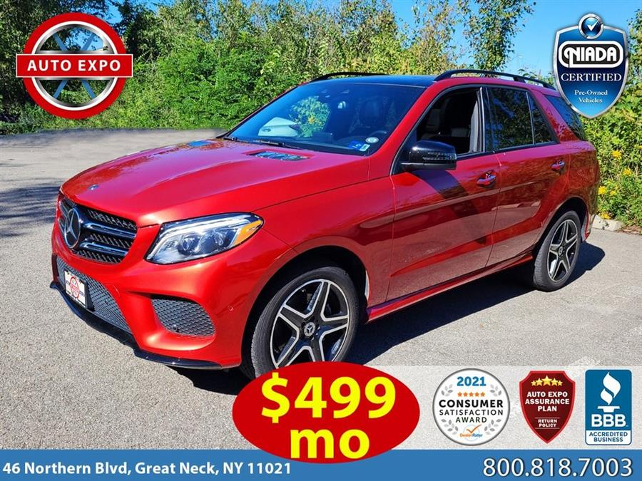 Used Mercedes-benz Gle GLE 350 Amg Sport Package 2018 | Auto Expo Ent Inc.. Great Neck, New York