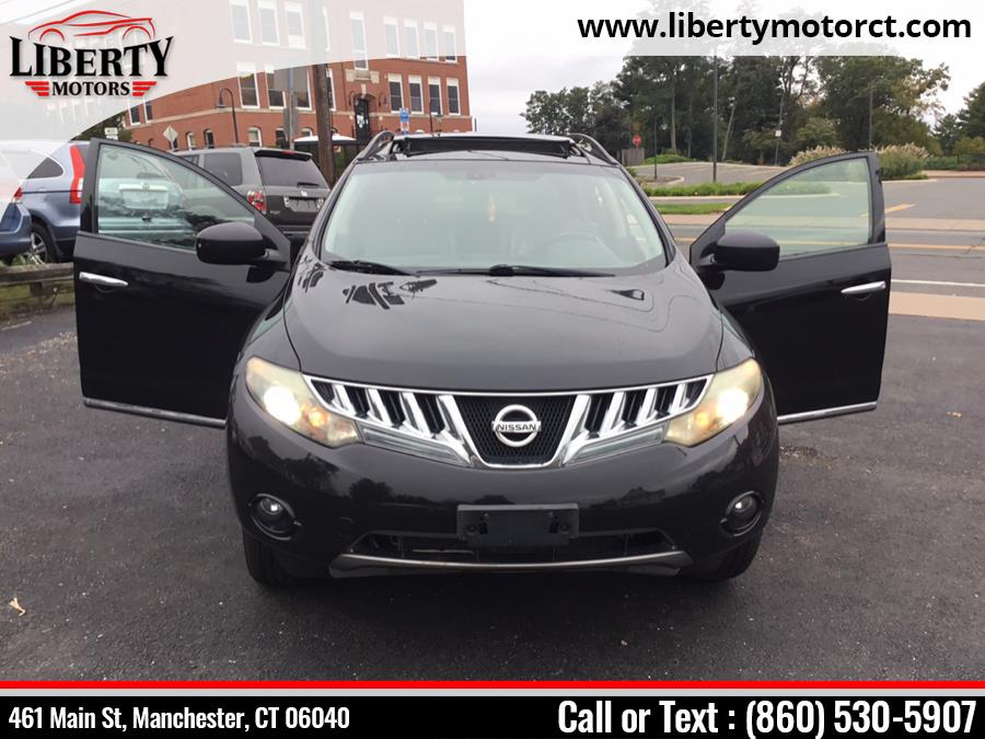 Used Nissan Murano AWD 4dr LE 2010 | Liberty Motors. Manchester, Connecticut