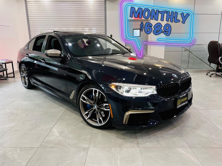 Used 2018 BMW 5 Series in Franklin Square, New York | C Rich Cars. Franklin Square, New York