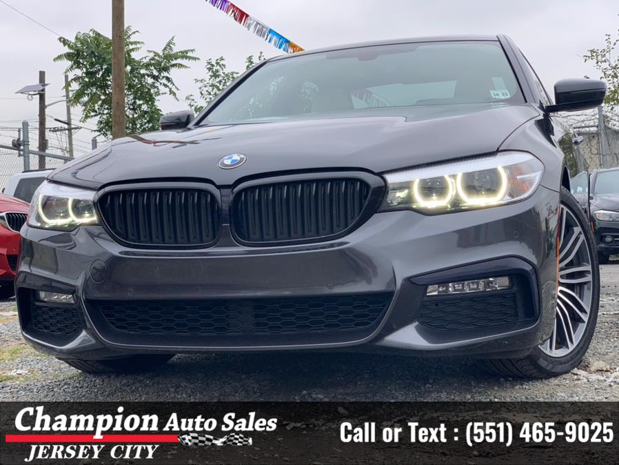Used BMW 5 Series 540d xDrive Sedan 2018   Champion Auto Sales of JC. Jersey City, New Jersey