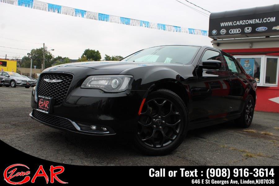 Used Chrysler 300 300S AWD 2019   Car Zone. Linden, New Jersey