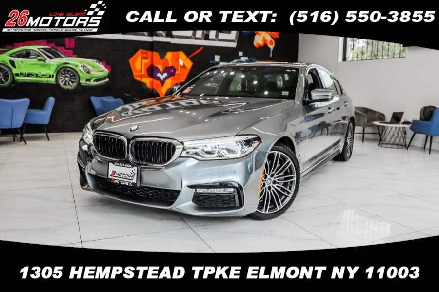 Used BMW 5 Series ///M Sport Package 530i xDrive Sedan 2018   26 Motors Corp. Bronx, New York