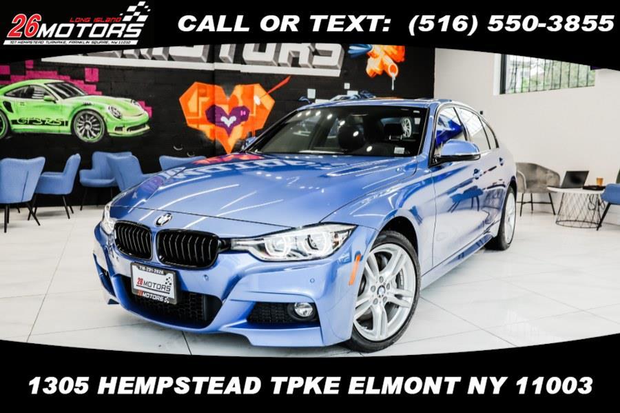 Used BMW 3 Series ///M Sport Package 340i xDrive Sedan 2018 | 26 Motors Corp. Bronx, New York