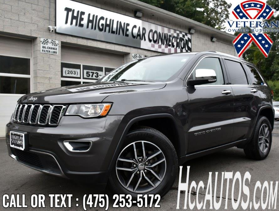 Used Jeep Grand Cherokee Limited 4x4 2018   Highline Car Connection. Waterbury, Connecticut