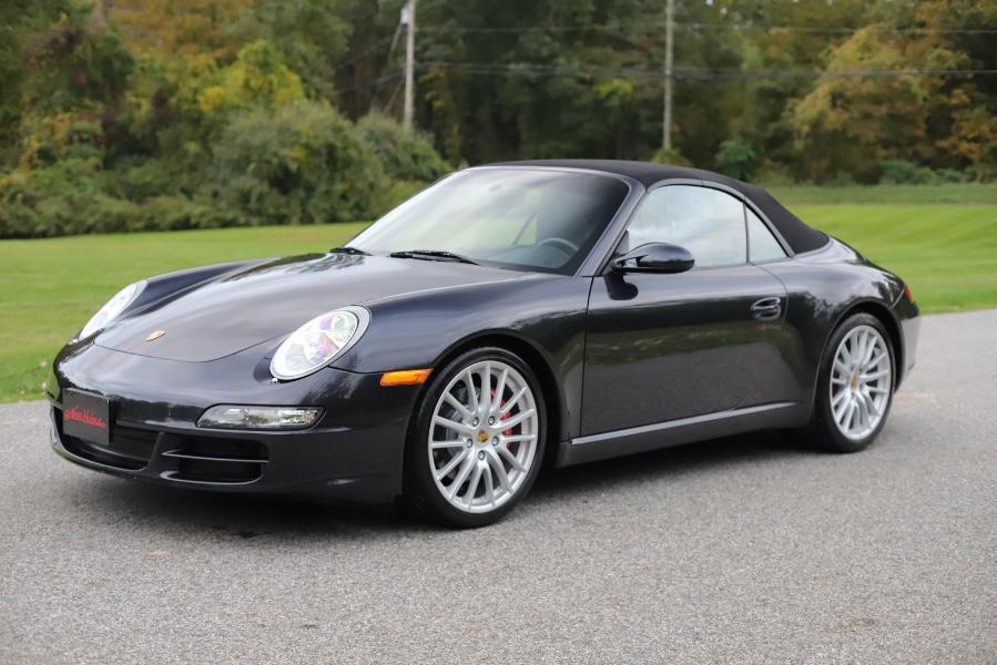 Used Porsche 911 2dr Cabriolet Carrera S 997 2005 | Meccanic Shop North Inc. North Salem, New York