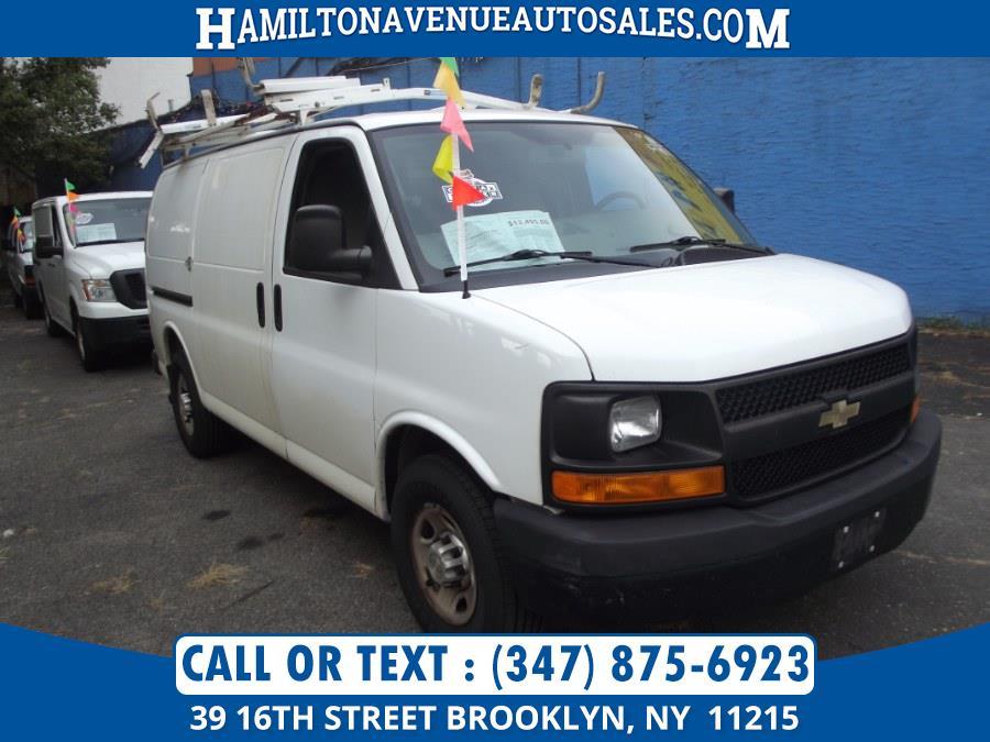 "Used Chevrolet Express Cargo Van RWD 2500 135"" 2014 | Hamilton Avenue Auto Sales DBA Nyautoauction.com. Brooklyn, New York"