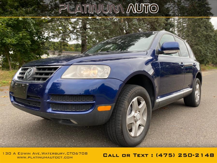 Used Volkswagen Touareg 4dr 3.2L V6 *Ltd Avail* 2006 | Platinum Auto Care. Waterbury, Connecticut
