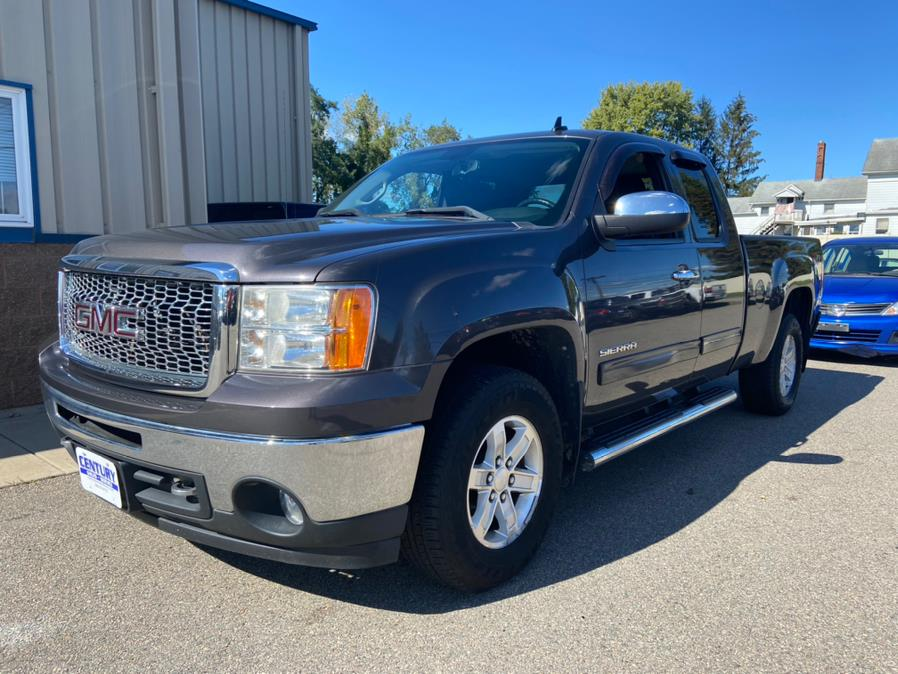 """Used GMC Sierra 1500 4WD Ext Cab 143.5"""" SLE 2011 
