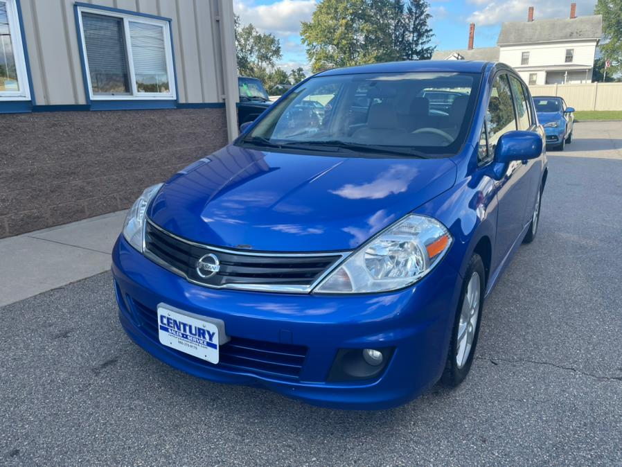Used 2011 Nissan Versa in East Windsor, Connecticut | Century Auto And Truck. East Windsor, Connecticut