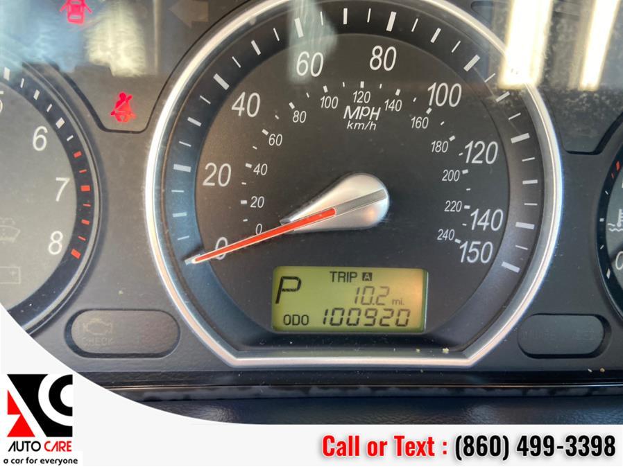 Used Hyundai Sonata 4dr Sdn GL I4 Auto 2006   Auto Care Motors. Vernon , Connecticut
