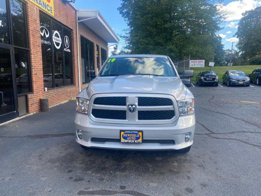 """Used Ram 1500 Classic Express 4x4 Quad Cab 6''4"""" Box 2019 