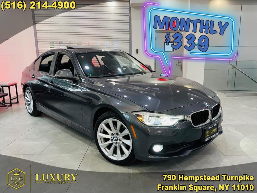 Used BMW 3 Series 320i xDrive Sedan 2018 | Luxury Motor Club. Franklin Square, New York