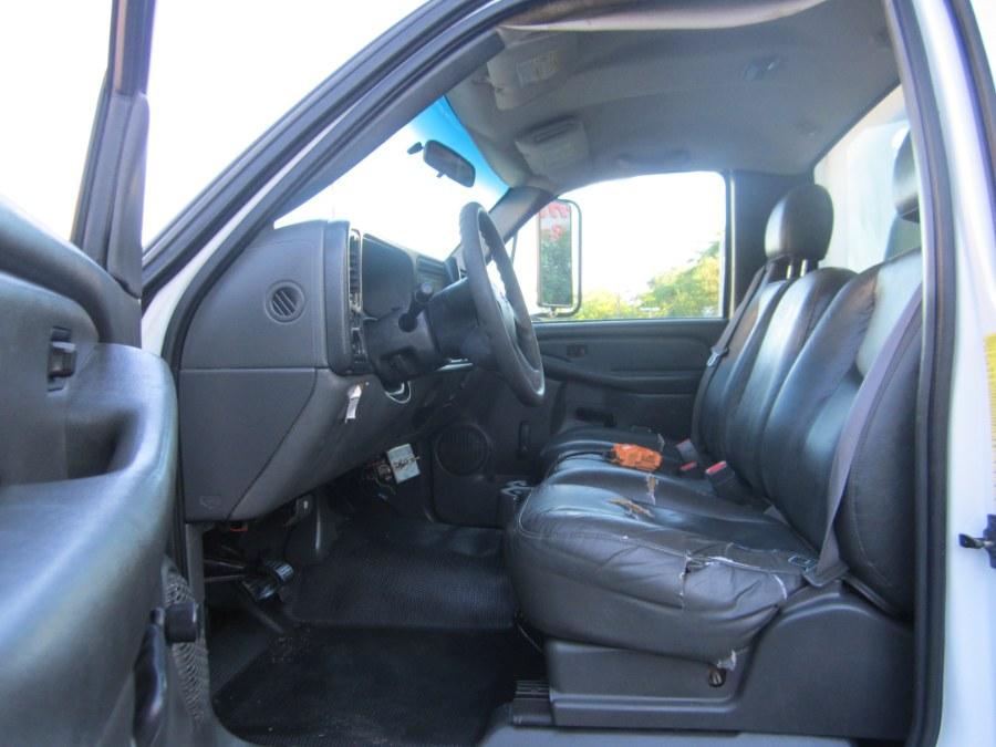 """Used Chevrolet Silverado 3500 Reg Cab 137.0"""" WB, 60.4"""" CA 2003   A-Tech. Medford, Massachusetts"""
