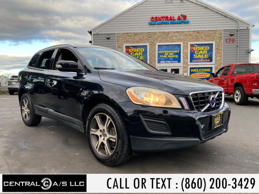 Used Volvo XC60 AWD 4dr 3.0L 2013   Central A/S LLC. East Windsor, Connecticut